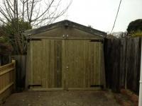 new garage doors <br>